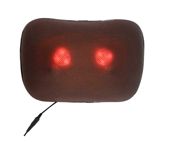Heated Shiatsu Massage Pillow
